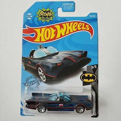 Hot Wheels TV Series Batmobile Batman 118/250 3/5