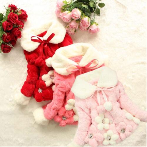 Warm Toddler Winter Outerwear