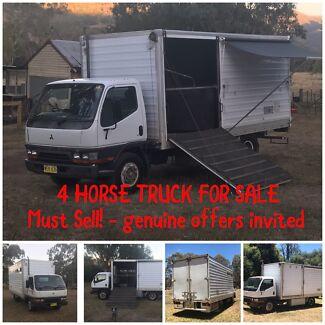 4 horse truck or pantech
