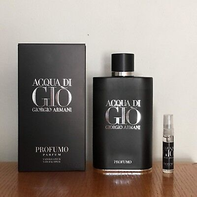 Acqua Di Gio Profumo by Giorgio Armani Eau de Toilette - 5ml SAMPLE