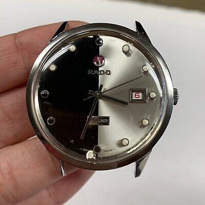 Vintage RADO Starliner 11757/1 Automatic 38mm Watch - READ