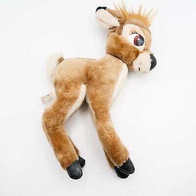 Sears Disney Bambi Classic Characters Vintage Plush Stuffed Animal Deere
