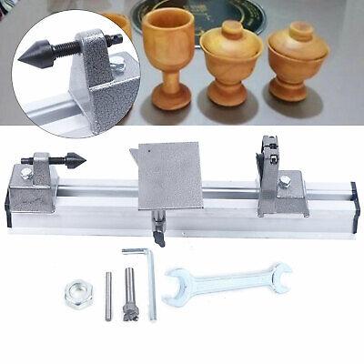 Bench Wood Lathe Micro Lathe Hand Drill Multi Purpose Hobby Lathe Grinding