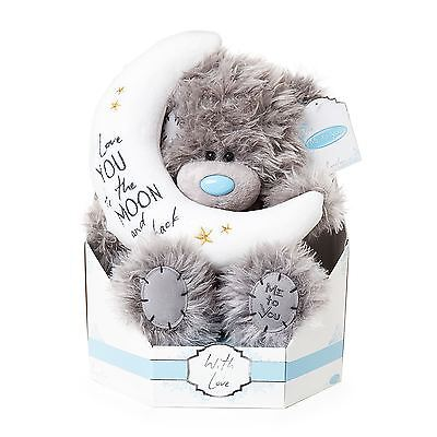 """Me to You 9"""" Love You To The Moon & Back Plush In Box Gift - Tatty Teddy Bear"""
