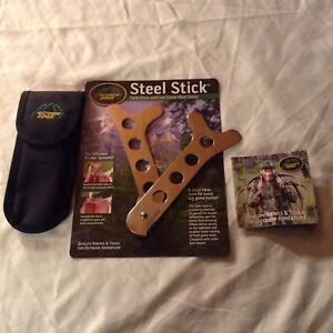 Outdoor Edge SS-10 Steel Stick Spreaders