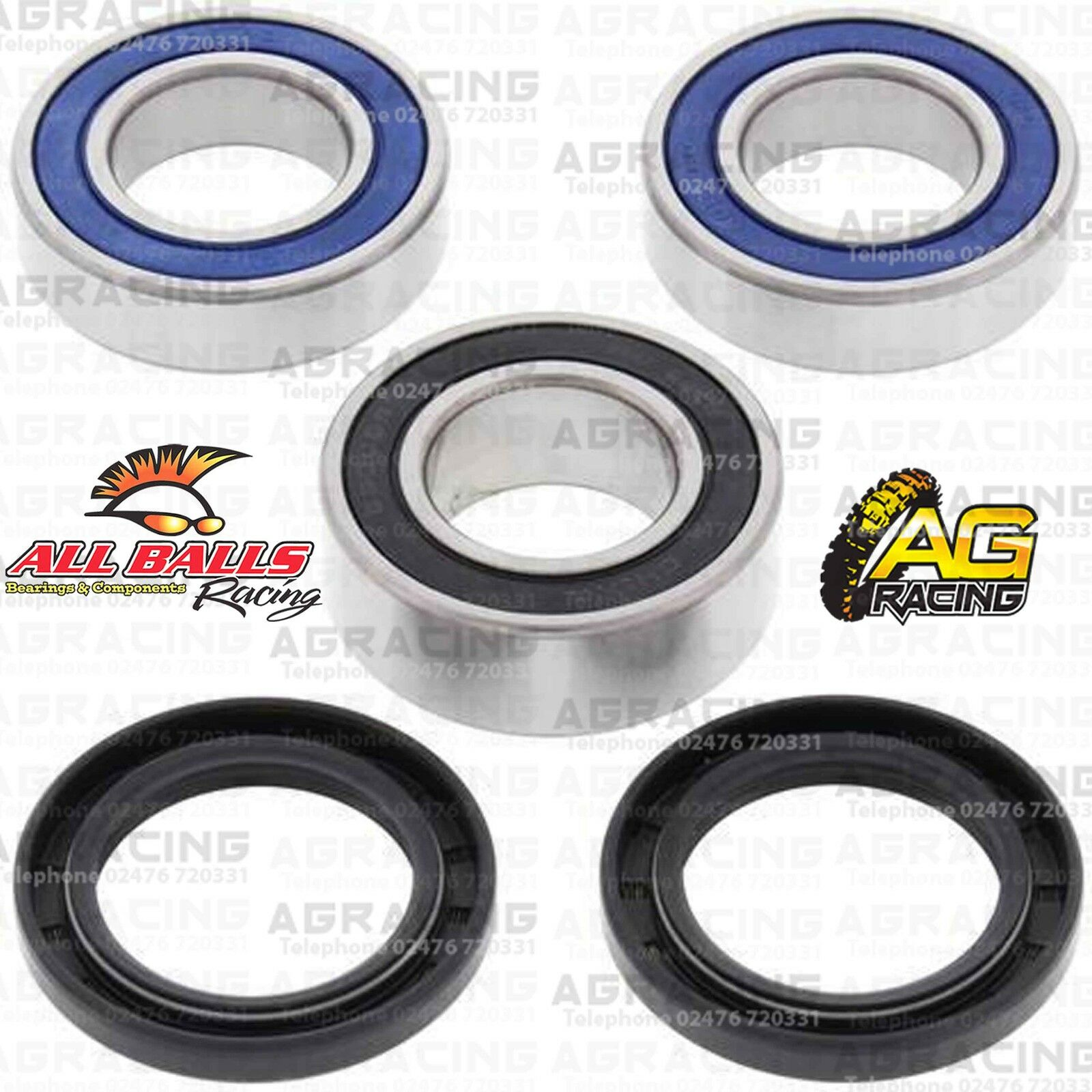 Husqvarna TE125 2015-2016 Rear Wheel Bearings And Seals Kit