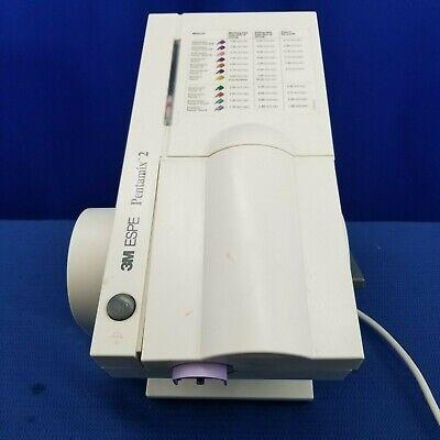 3m Pentamix 2 Automatic Dental Impression Material Mixing Unit Mixer Dispenser