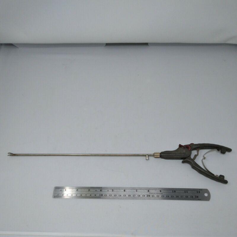 R. Wolf 8393.506 Needle Holder, Sarbu, 5mm x 310mm, 8393.941 Handle, Axial