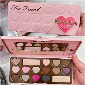 Too Faced CHOCOLATE BON BONS EYE SHADOW PALETTE BNIB