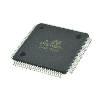Atmega2560 Atmega2560-16au Mega Tqfp-100 Atmel Chip Ic For Arduino