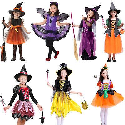 Kinder Mädchen Prinzessin Vampir Cosplay Halloween Hexekostüm für - Kind Hexer Kostüme