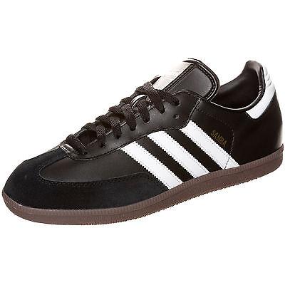 adidas Performance Samba Sneaker Herren Schwarz NEU Schuhe
