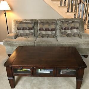 Great Room Couch and Chair set - oversized comfort