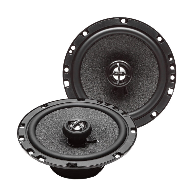 """NEW SKAR AUDIO RPX65 6.5"""" 2-WAY 200 WATT MAX CAR AUDIO COAXIAL SPEAKERS - PAIR"""