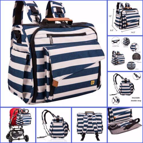 ALLCAMP Diaper Bag Backpack Multi-Function Waterproof Travel Backpack Baby Care - $34.28