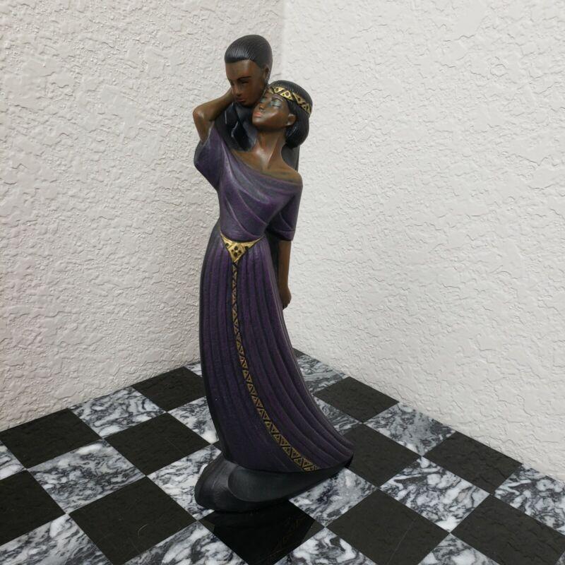 1994 Mahogany Princess Parastone Figurine by Ed Van Rosmalen