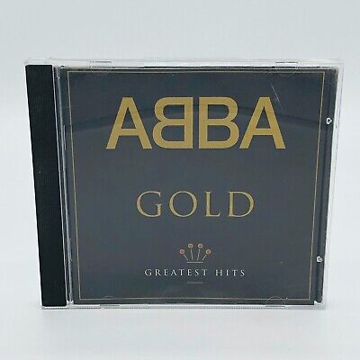 ABBA Gold Greatest Hits CD 1992