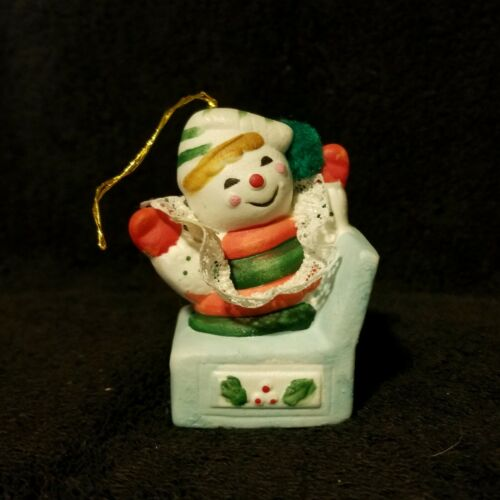 Vintage BOA Jack In The Box Christmas Bell- Taiwan