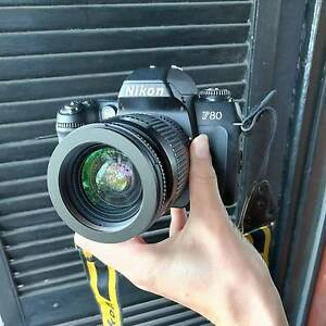 Nikon F80 - 35 mm SLR Film Camera with Lens Surry Hills Inner Sydney Preview