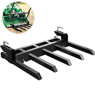 48 Clamp On Debris Forks For Tractor 48 Inch Buckets Tractor Attachment