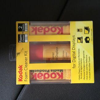 Kodak foam cleaner kit