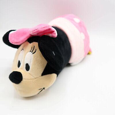"""Disney Mickey / Minnie Flip A Zoo 14"""" Inch Flipazoo Plush Stuffed Toy 2 in 1"""