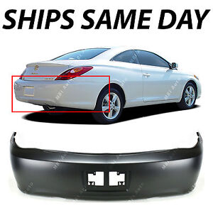 Toyota solara rear bumper ebay new primered rear bumper cover for 2004 2006 toyota solara 52159aa904 04 06 freerunsca Image collections