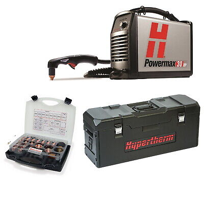 Hypertherm Powermax30 Xp With 15ft Torch And Consumables Pkg 088079