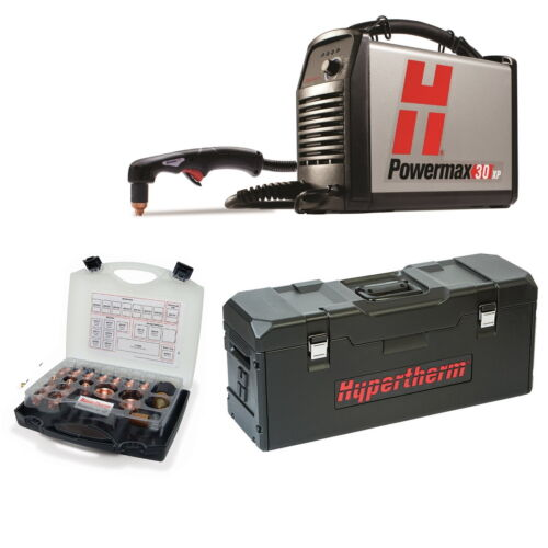Hypertherm Powermax30 XP with 15ft Torch and Consumables Pkg (088079)