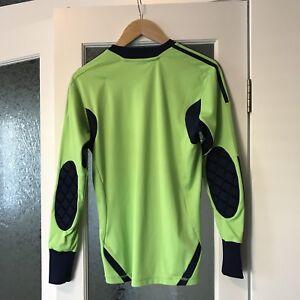 Adidas Keeper Jersey & Padded Keeper Shorts