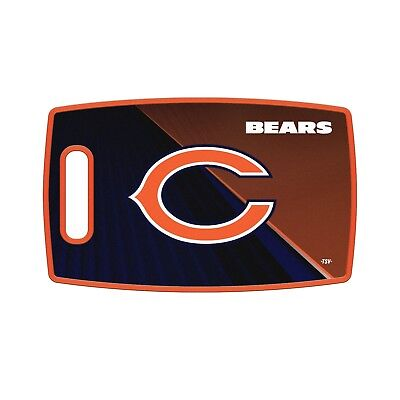 "Chicago Bears Cutting Board 14.5"" x 9"""