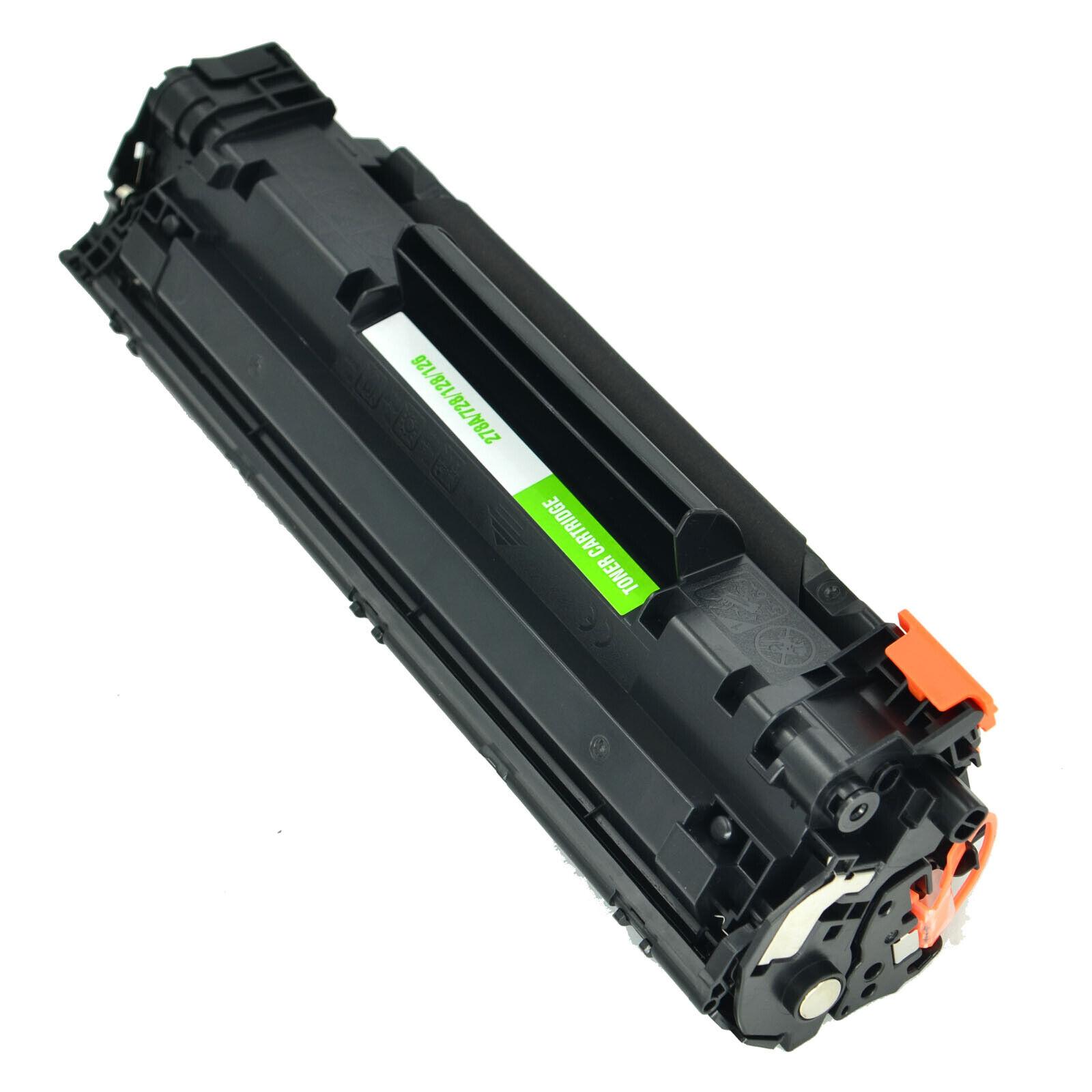 1pk Crg128 3500b001aa Black Toner Cartridge For Canon 128 Imageclass