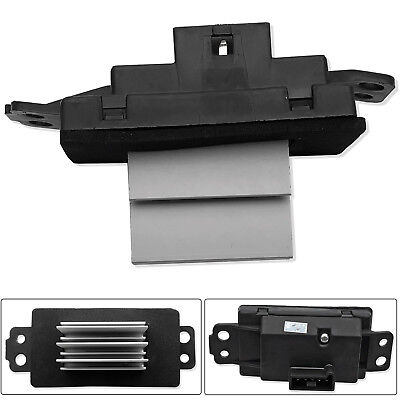 Blower Motor Resistor HVAC Heater For 2014-2016 Chevrolet Impala Limited 3.6L
