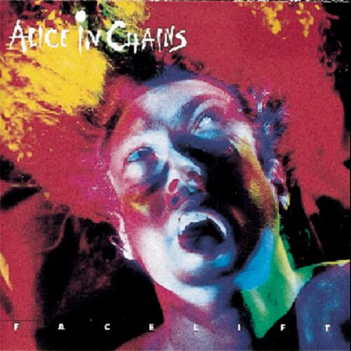 ALICE IN CHAINS Facelift BANNER HUGE 4X4 Ft Fabric Poster Tapestry Flag art