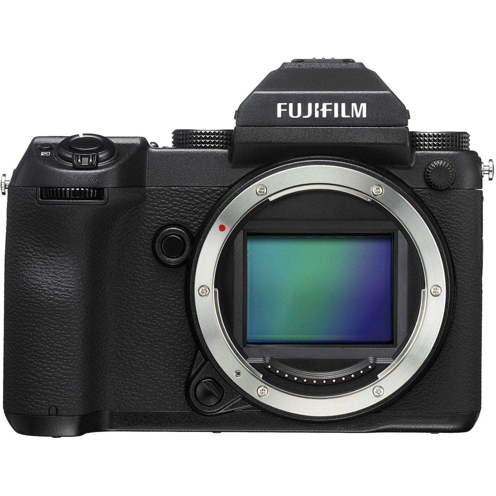 Fujifilm HD Wi-Fi GFX 50S Medium Format Digital Camera Body