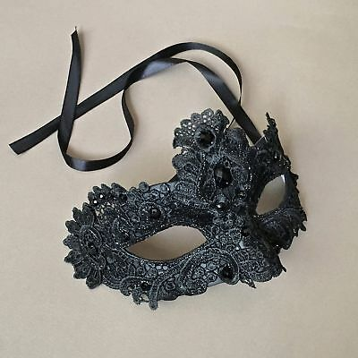 Sexy Lace Masquerade Mask Birthday costume girls Burlesque themed prom party - Masquerade Themes