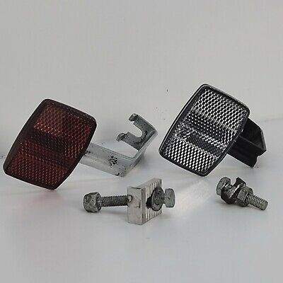 for front White Reflector Angle Adjustable fastening for brake bolts