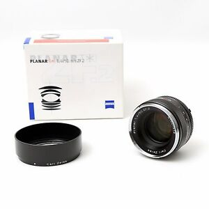 CARL-ZEISS-Planar-1-4-50-mm-ZF2-M42-Objektiv-Lens