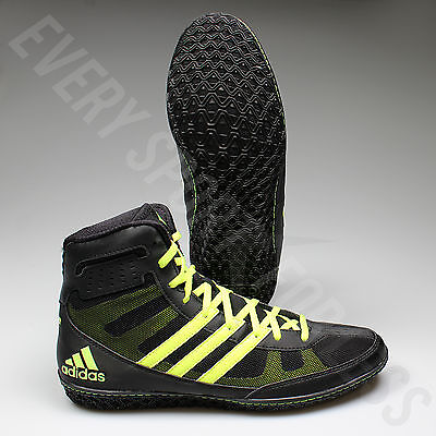 Adidas Mat Wizard 3 Wrestling Shoes S77969 - Black 78b2aaa1d