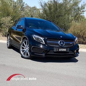 2015 Mercedes-Benz GLA 45 AMG 4MATIC Chevallum Maroochydore Area Preview