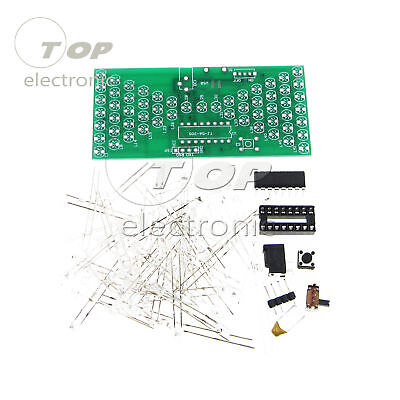 LED Light Electronic Hourglass DIY Funny Electric Production Kit PCB Board](Hourglass Kit)