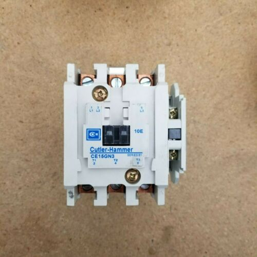 Cutler-Hammer CE15GNS3AB Contactor size G 3 Pole Open Type