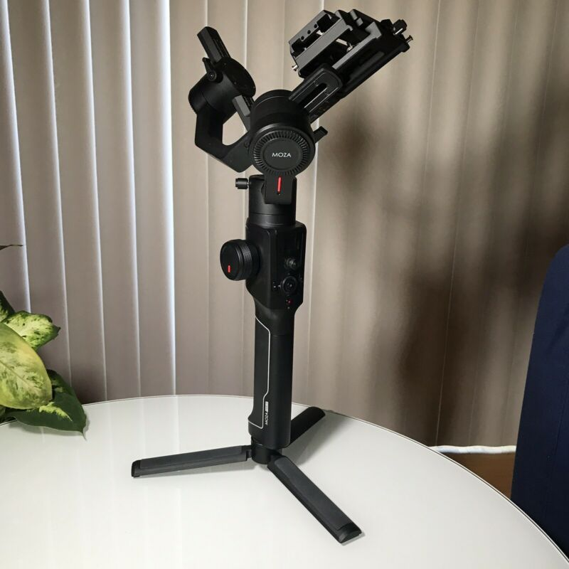 Moza Air 2 3-Axis Handheld Gimbal Stabilizer **No Batteries Included.