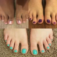 Spa pedicure $25