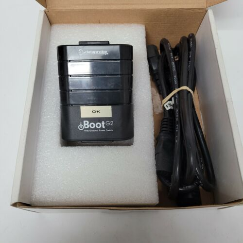 Dataprobe iBoot G2 Network Controlled Power Switch