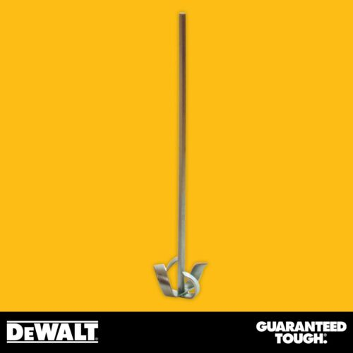"""DEWALT Mud Mixer 13"""" Drywall Mixing Paddle Joint Compound Paint Plaster Thinset"""