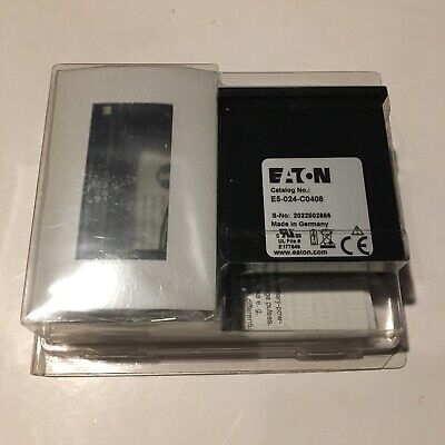 Eaton E5 024 C0408 Lcd Digital Counter Totalizer 8 Digit 3-2300-002a New Sealed