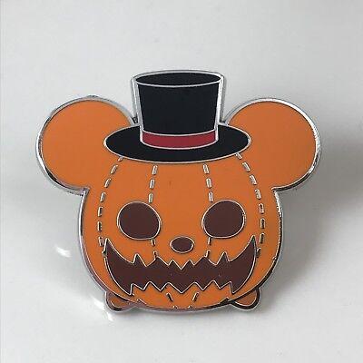 Tsum Tsum Halloween Mystery Box Pin Hong Kong Disneyland HKDL Pumpkin -Mickey
