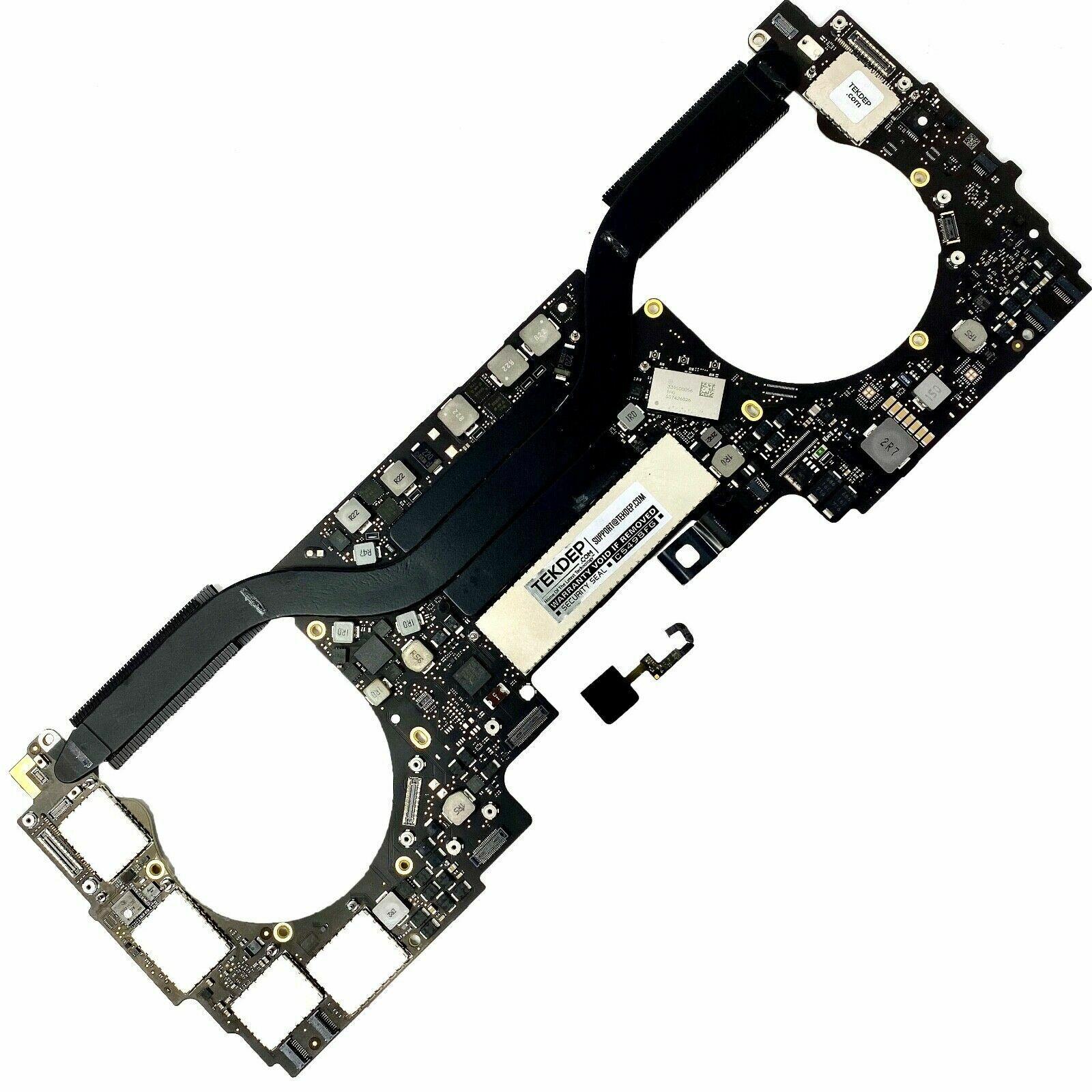 Macbook Pro Retina Touch Bar A1989 A1990 2018 2019 Logic Board Repair Service - $145.00
