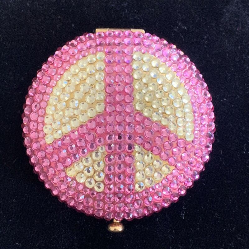 Estee Lauder Peace Sign Lucidity Compact